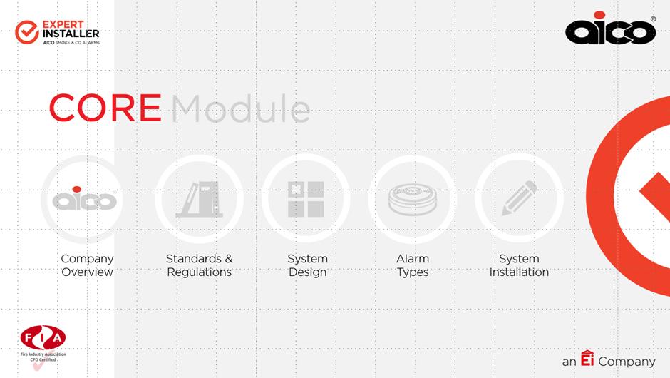 FIA Aico Core module