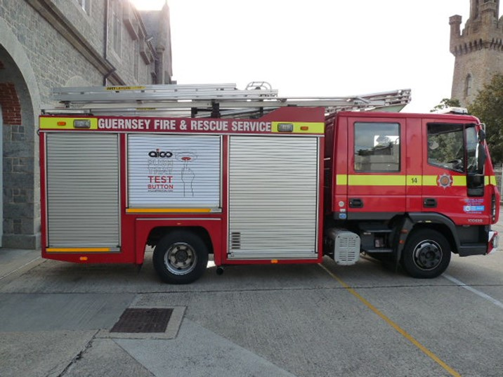 Guernsey Fire and Rescue Service