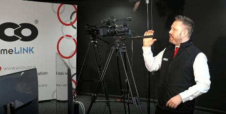 Behind the scenes at Aico TV