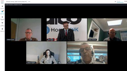 Scottish Standards panel discussion